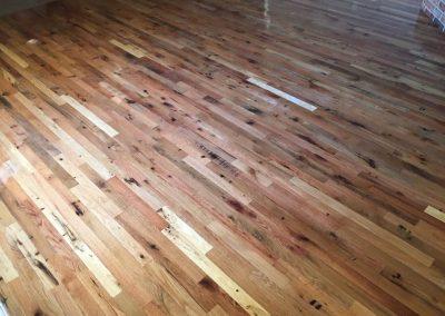 shiplap on floor