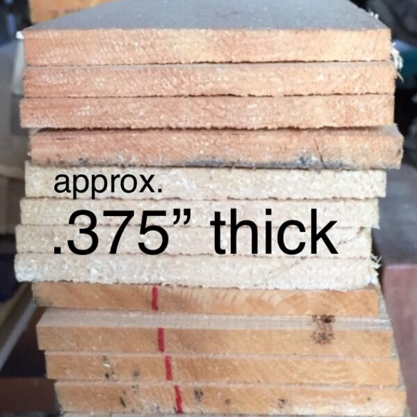 shiplap boards stacked